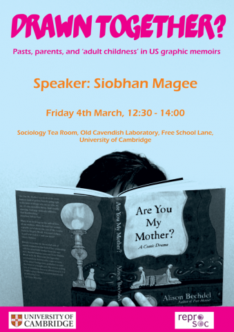 Siobhan Magee 'Drawn Together?' Poster