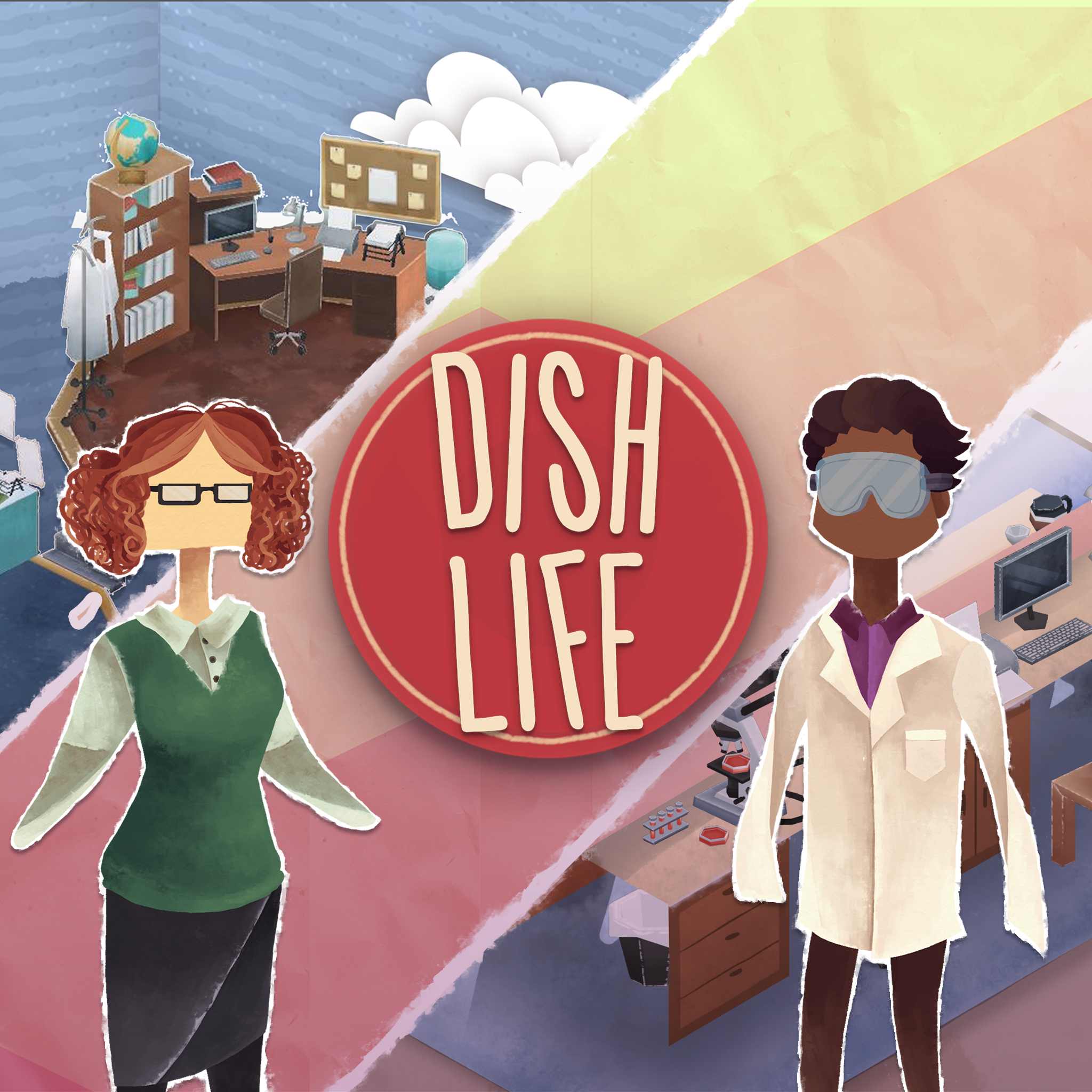 Dish Life: The Game is released on iOS, Android & Steam